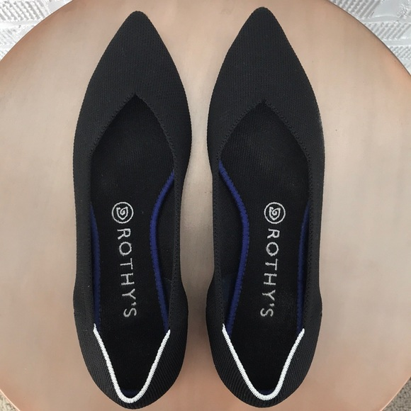 Rothy's Shoes | Rothys The Point Flat